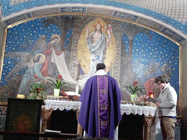 Vie de foi -- A l'école des saints