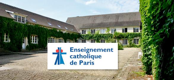 agréments enseignement catholique de Paris pour l'école de Vie Don Bosco